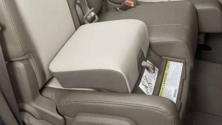 Dodge Journey Anclajes Infantiles Latch Isofix 174 Y